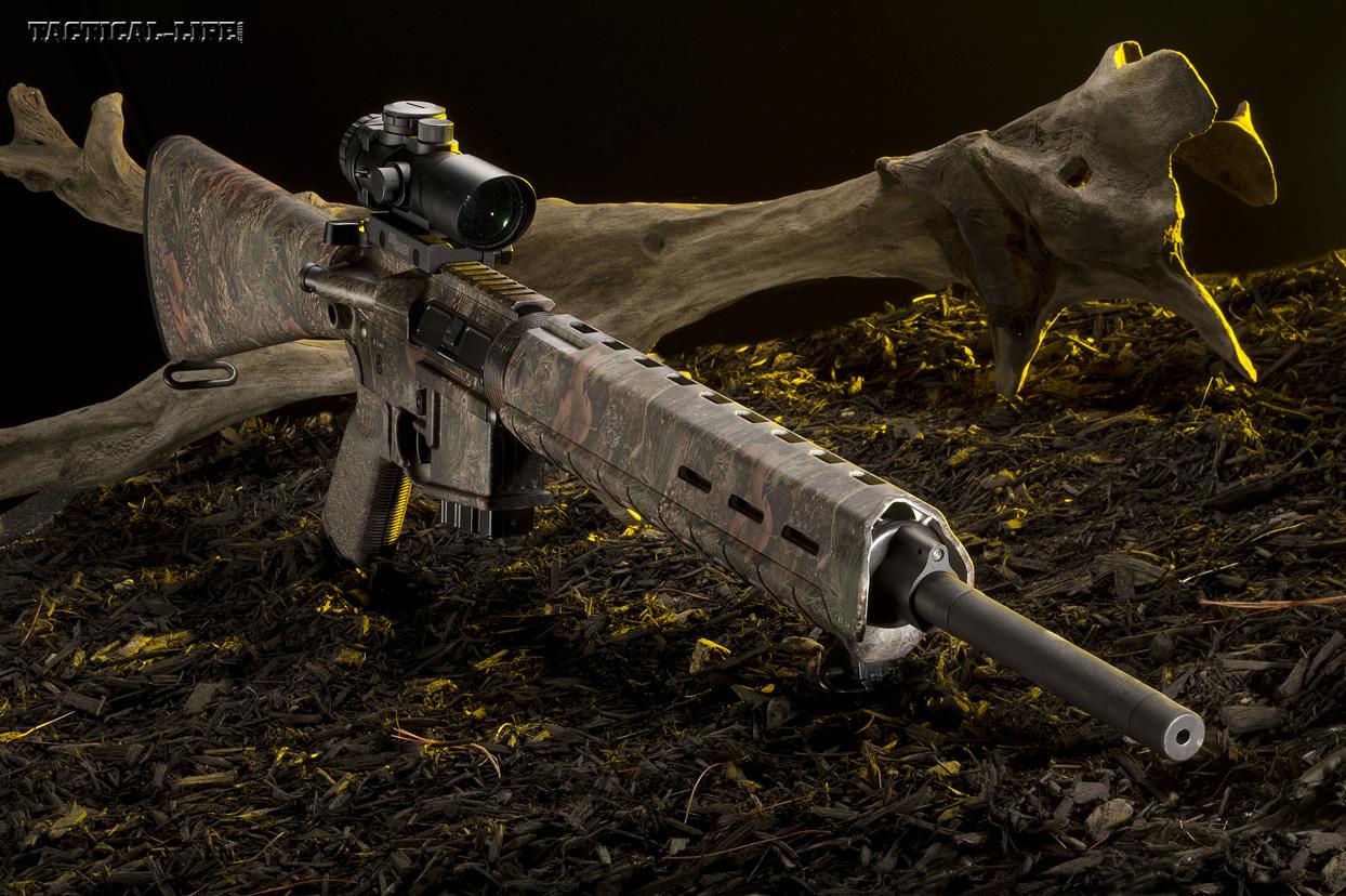 Top 10 ARs - Sig Sauer M400 Hunter