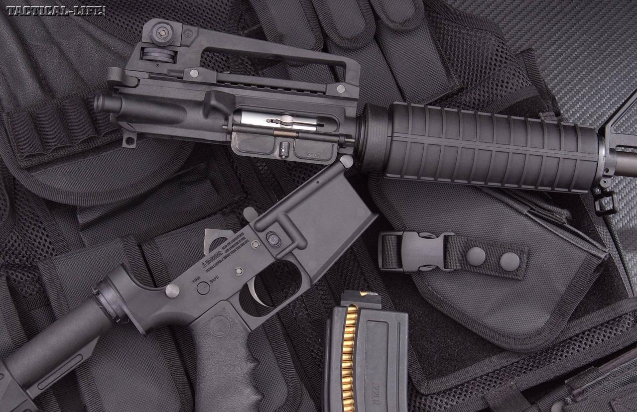 Top 10 Black Guns AR Accessories - Chiappa M4-22 Upper