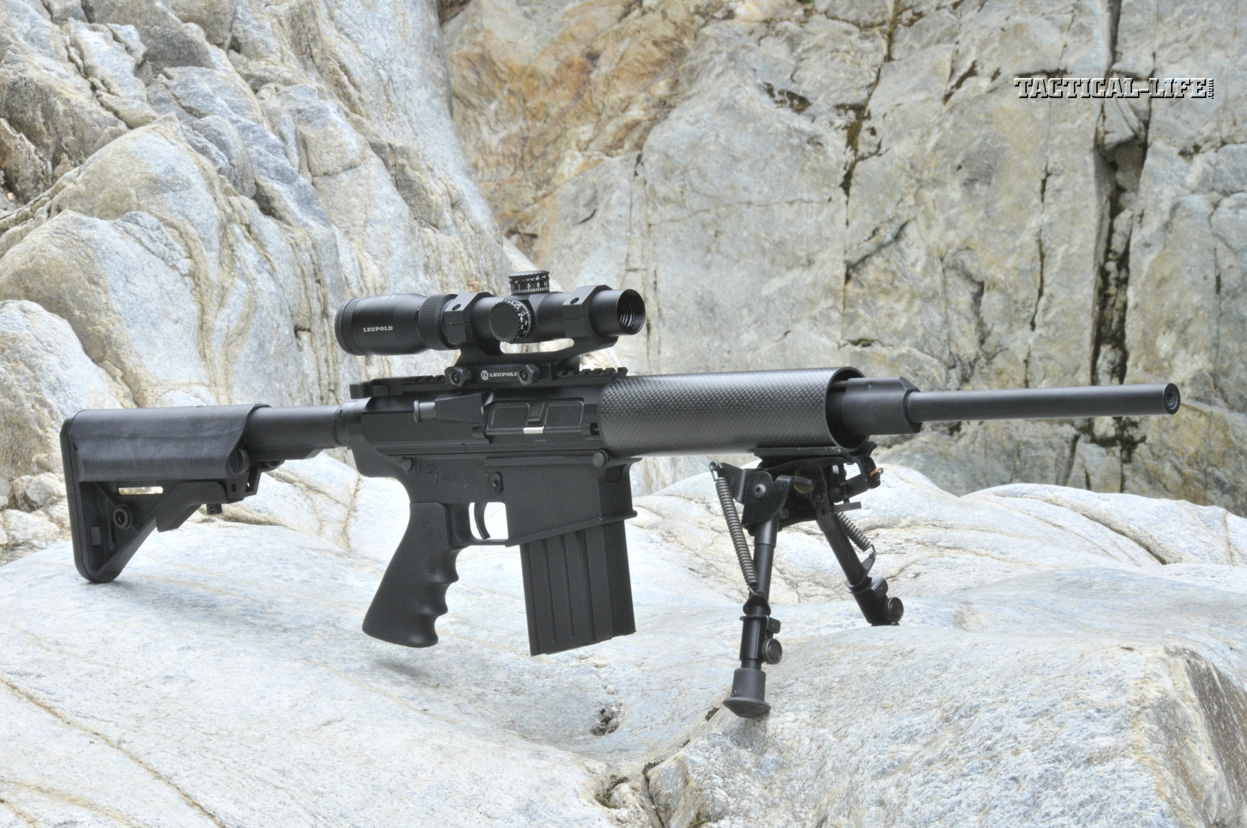 Top 10 Rifles of 2013 from Rifle Firepower - DPMS Compact Hunter 7.62
