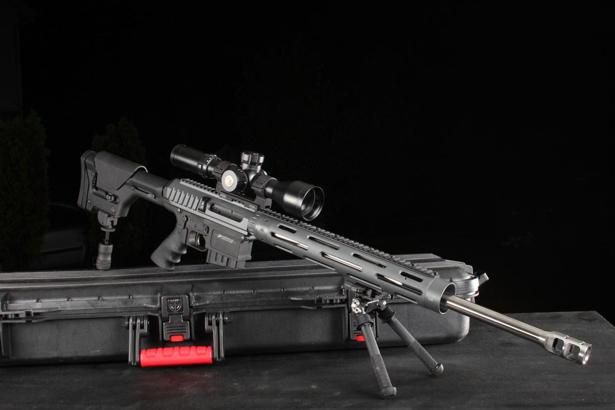 Top 10 Rifles of 2013 from Rifle Firepower - JPE LRP-07