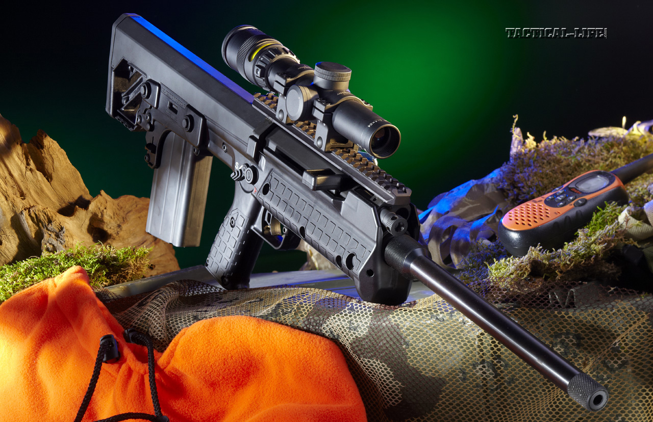 Top 10 Rifles of 2013 from Rifle Firepower - KEL-TEC RFB .308
