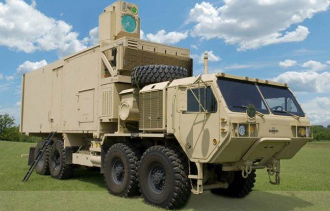 The U.S. Army has successfully used a vehicle-mounted high energy laser to shoot down drones and mortar rounds.