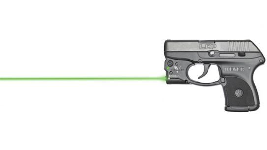 Sturm, Ruger & Co., Inc. has introduced the Ruger LCP and LC9 pistols with Viridian Reactor green laser sight (R5) or Reactor tactical light (RTL).