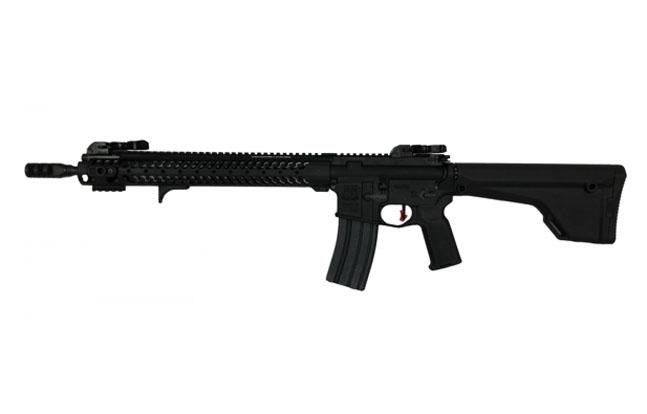 Top 25 AR Rifles For 2014 | Adams Arms COR Ultra Lite with Diamondhead D-45 Sights
