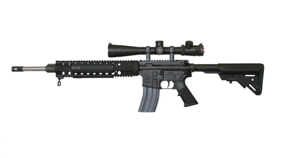 ArmaLite M-15TBN 5.56mm Rifle - left side