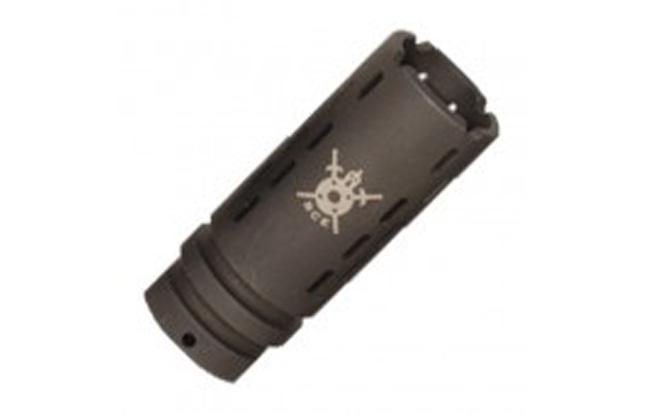 BattleComp BC1.5 compensator in Black Oxide