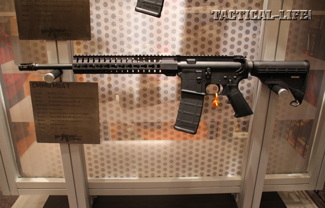 Top 25 AR Rifles for 2014 | CMMG MK4 T-Series