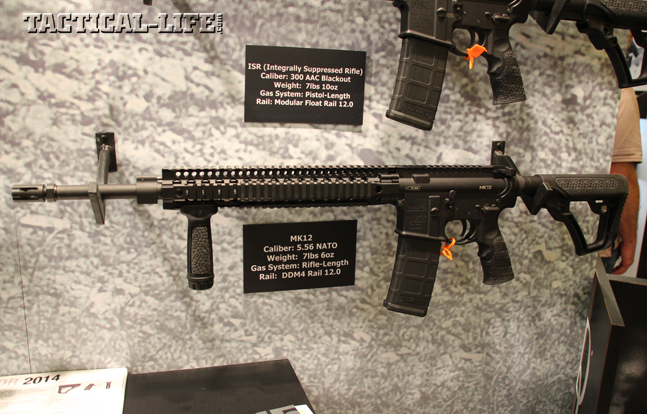 Top 25 AR Rifles for 2014 | Daniel Defense MK12