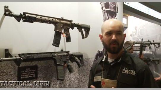 Daniel Defense - New for 2014 | Tactical-Life.com - VIDEO
