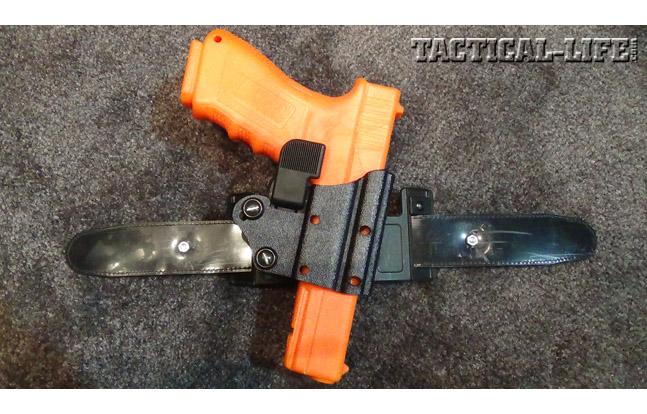 DeSantis Gunhide Quick-Safe Model 122