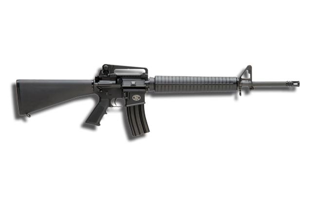 Top 25 AR Rifles for 2014 | FNH USA FN 15