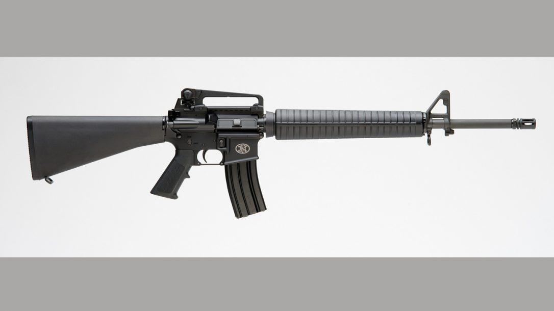 FNH USA FN 15 Rifle (Brian Dressler photo)