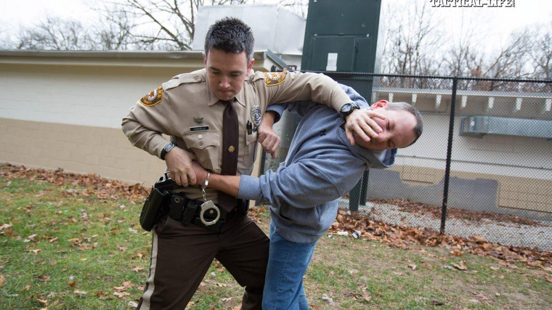 First Responder- Handcuffing Mishaps