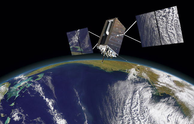 Lockheed Martin has powered on the second GPS III satellite per their contract with the US Air Force.