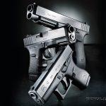 Glock 41 Gen4 and Glock 42 with Glock 30