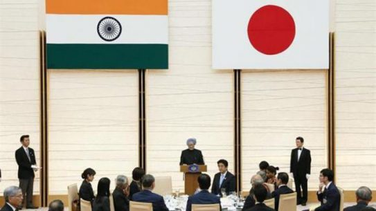 Indian Military in Talks with Japanese Aircraft Manufacturer