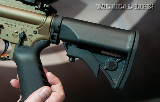 LWRCI M6 IC PSD Rifle