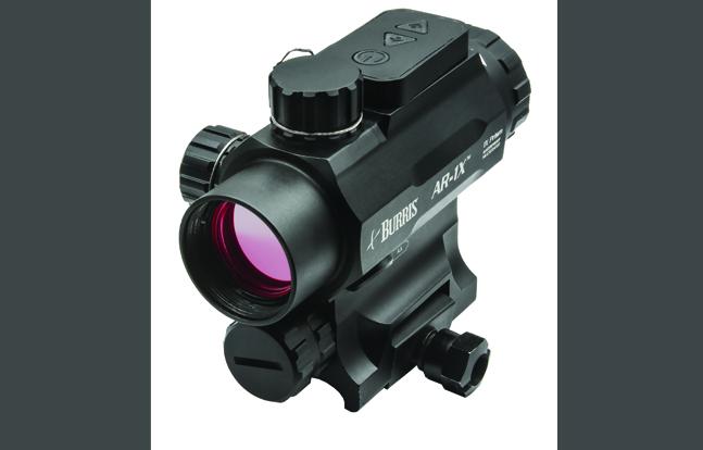 Lights, Lasers & Optics - New for 2014 | Burris AR-1X Prism Sight