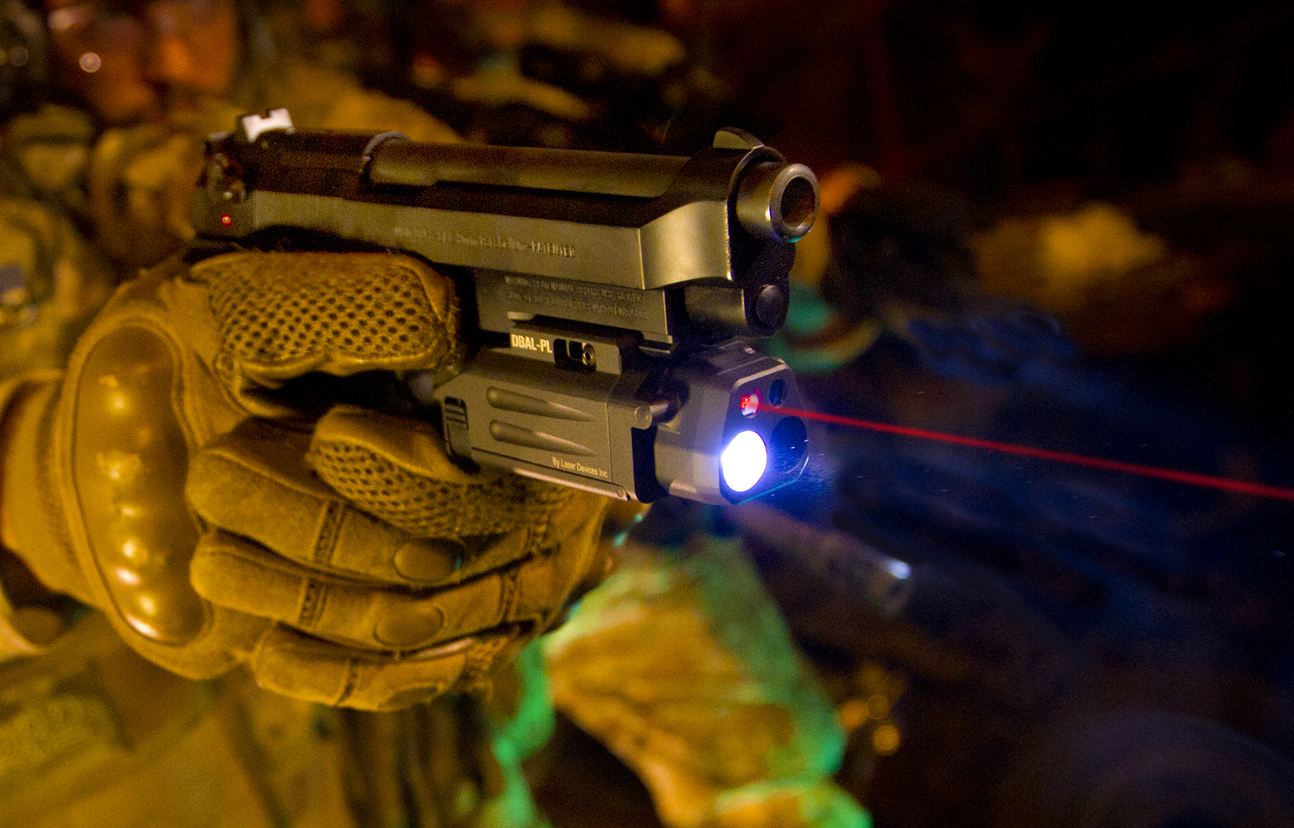 Lights, Lasers & Optics - New for 2014 | Laser Devices DBAL-PL