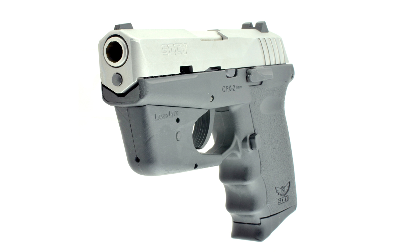 Lights, Lasers & Optics - New for 2014 | LaserLyte TGL for SCCY Pistols