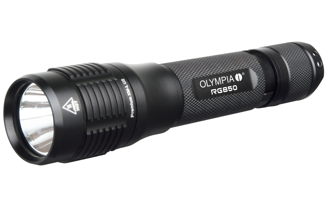 Lights, Lasers & Optics - New for 2014 | Olympia RG850
