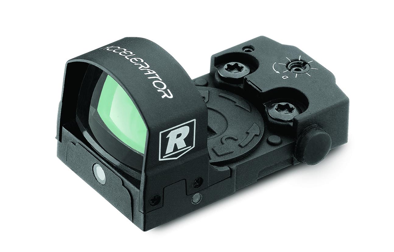 Lights, Lasers & Optics - New for 2014 | Redfield Accelerator Reflex Sight