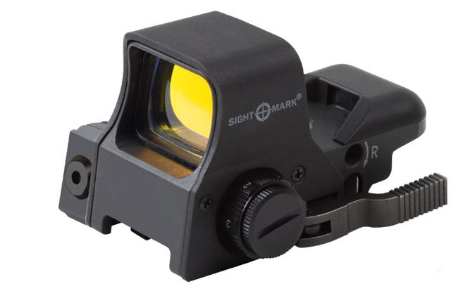 Lights, Lasers & Optics - New for 2014 | Sightmark Ultra Dual Shot Pro Spec NV QD Reflex Sight