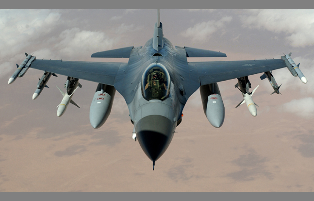 Lockheed Martin in Talks with UAE for F-16s