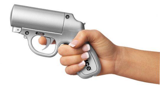 Mace Pepper Gun