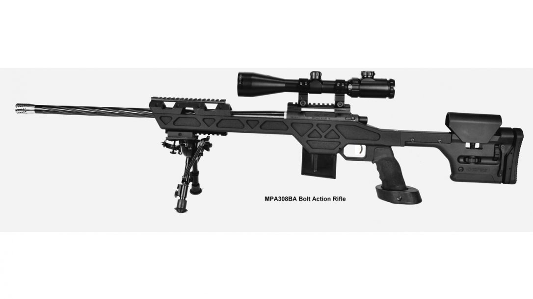 MasterPiece Arms MPA308BA Bolt-Action Rifle