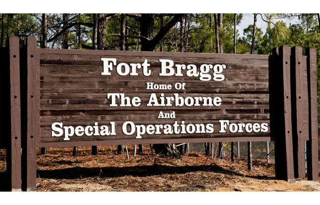 Construction of a military brain injury center has officially begun at Fort Bragg in North Carolina.