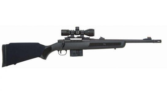 Mossberg FLEX MVP Series Rifle with Scope