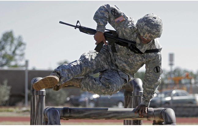 The US Army has launched a new interactive online program, ArmyFit, designed to help soldiers maintain their physical and mental fitness.
