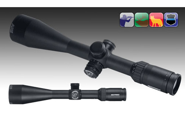 Nightforce Optics SHV Riflescope