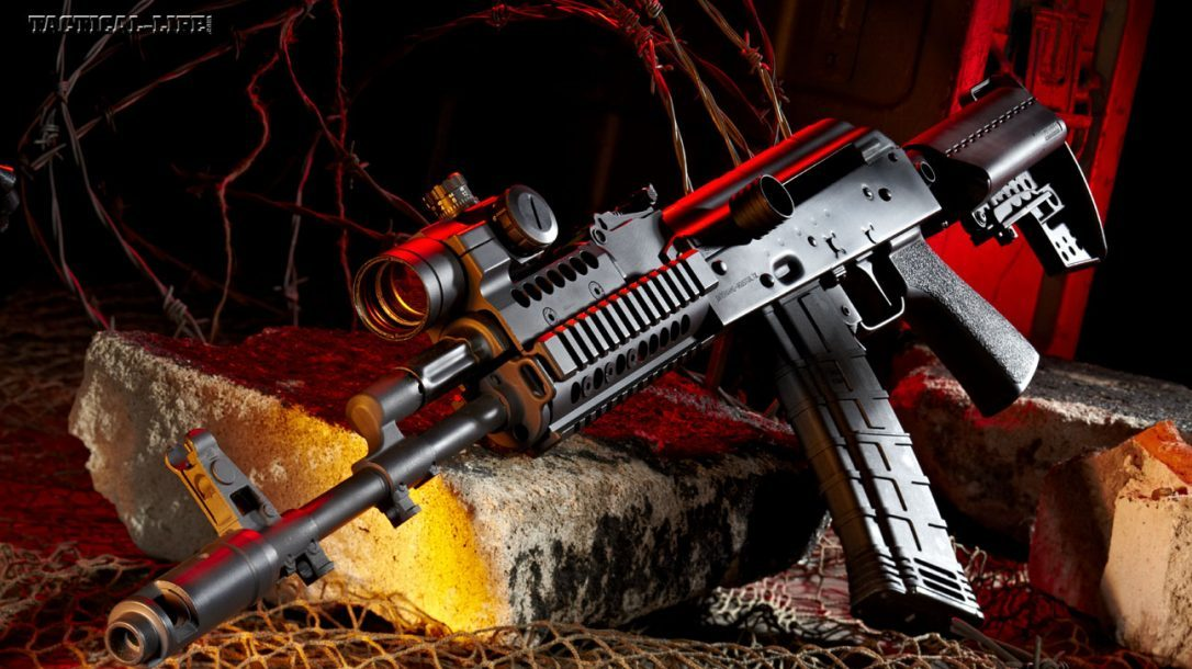 Preview: Barlow's Custom Guns - AKM-74-SP | Gun Review