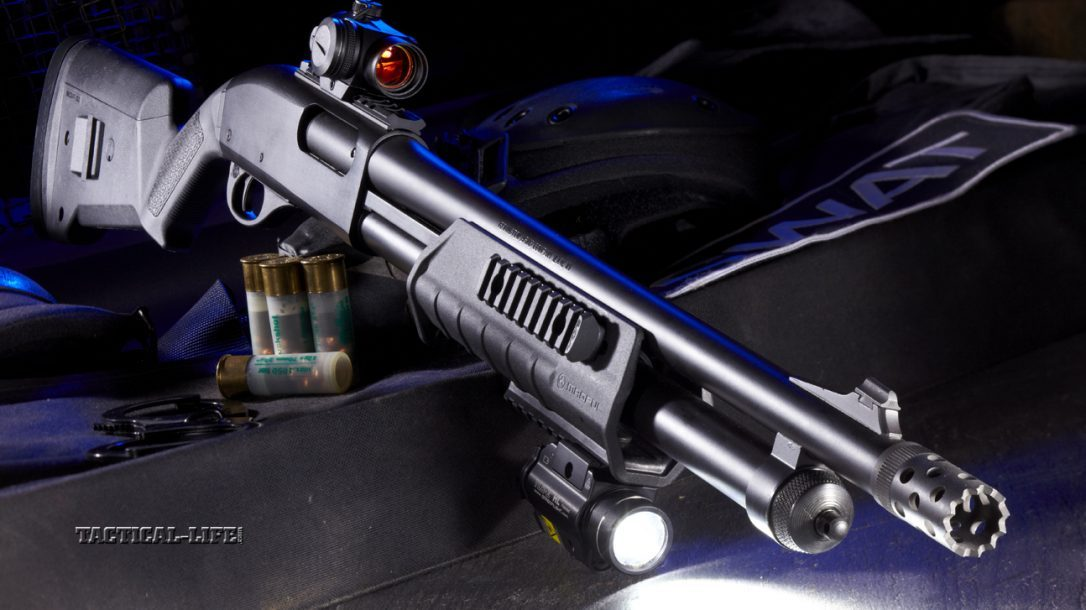 Preview- Remington 870 Pump-Action Intimidator