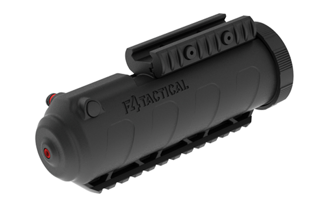Pro Defense F4 Tactical Rail-Mounted Pepper Spray