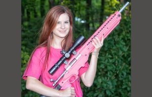 Ready To Rock — Pink .223 from Ashbury Precision Ordnance