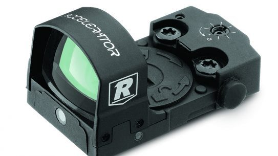 Redfield Accelerator Reflex Sight
