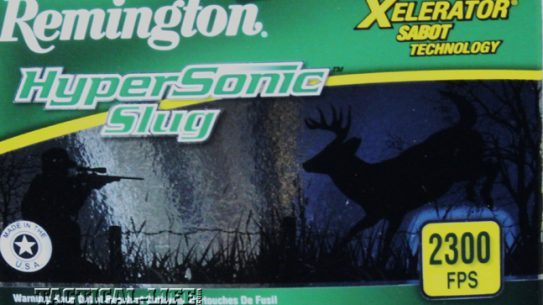 Remington Hypersonic Shotgun Slug