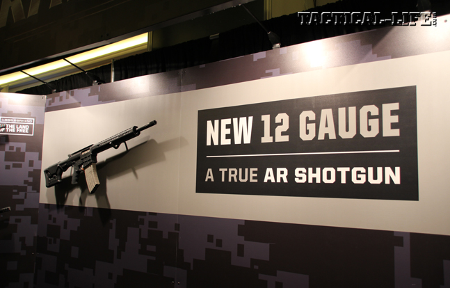 Rhino Arms Double-V 12 Ga.