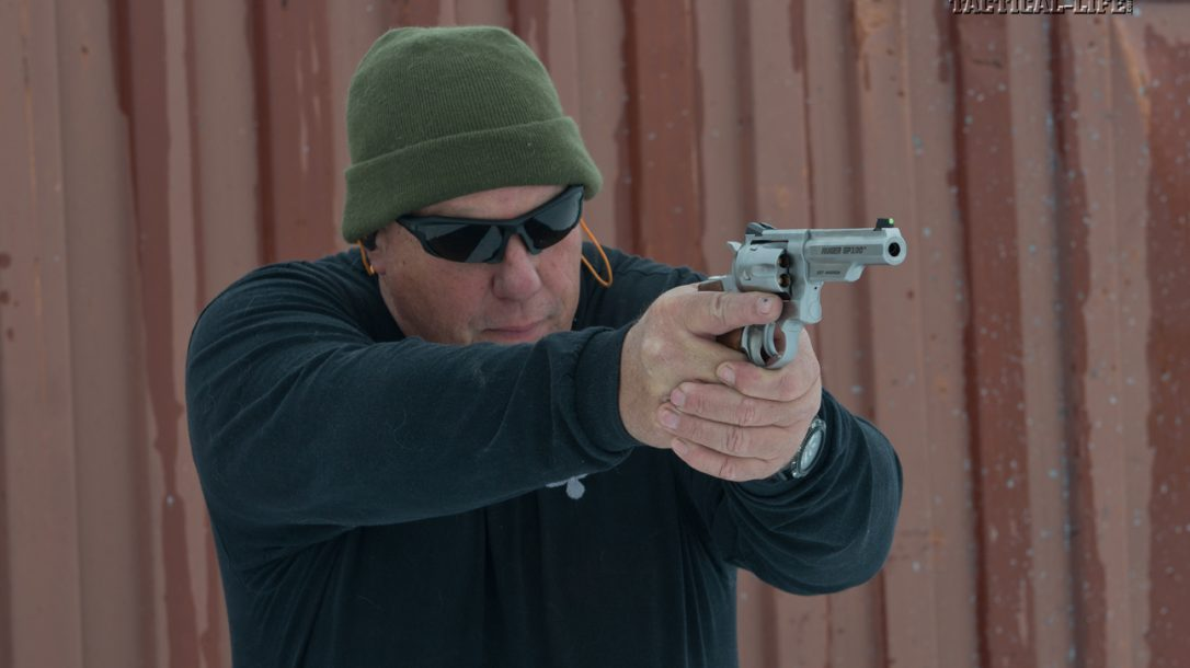 Ruger GP100 Match Champion - FIRST LOOK