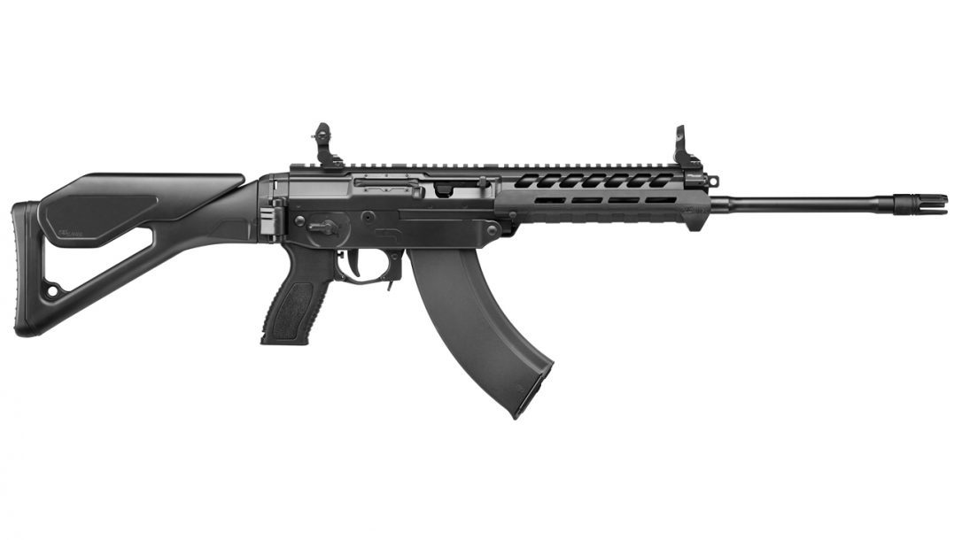 Russian-AK variant of the Sig Sauer SIG556xi Adaptable Rifle