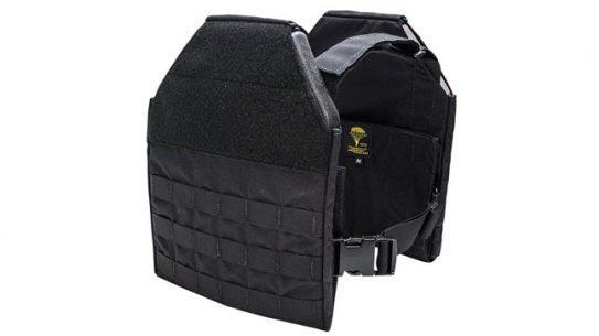 S.O. Tech Black Viper Plate Carrier