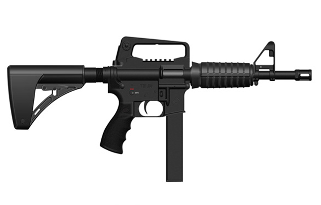 Top 25 AR Rifles for 2014 | Sarsilmaz SAR109