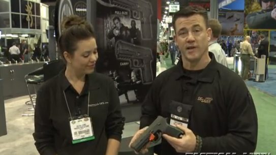 Sig Sauer P320 - New for 2014