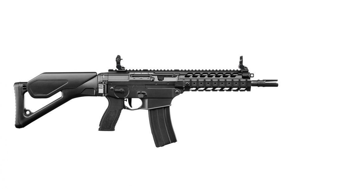 Sig Sauer SIG556xi Adaptable Rifle - SWAT 10-inch