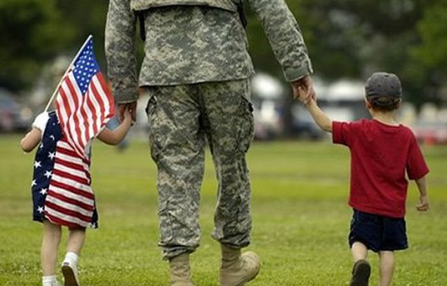 'Support The Enlisted Project' Helps Military Families