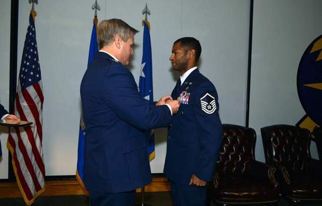 USAF Recognizes Silver Star Recipients