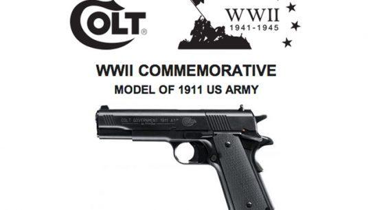Umarex Colt 1911 WWII Commemorative Edition Airgun